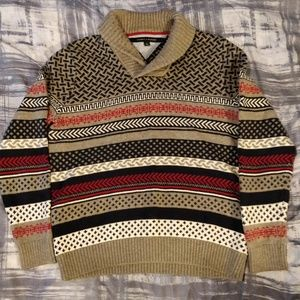 Tommy Hilfiger cowl collar Sweater